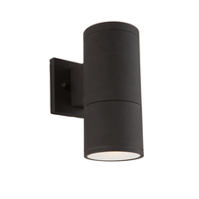 Artcraft AC8003BK - Nuevo 1 Light Black Outdoor Light