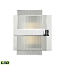 ELK Lighting 81140/LED - Desiree Led Vanity In Polished Chrome With Clear