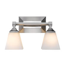 Golden 2112-BA2 PW-OP - 2 Light Bath Vanity