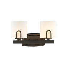 Golden 9363-BA2 GMT-OP - 2 Light Bath Vanity