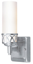 Livex Lighting 4721-91 - 1 Light Brushed Nickel Bath