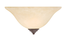 Livex Lighting 6120-58 - 1 Light Imperial Bronze Wall Sconce
