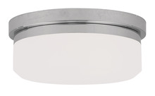 Livex Lighting 7391-05 - 2 Light CH Ceiling Mount or Wall Mount