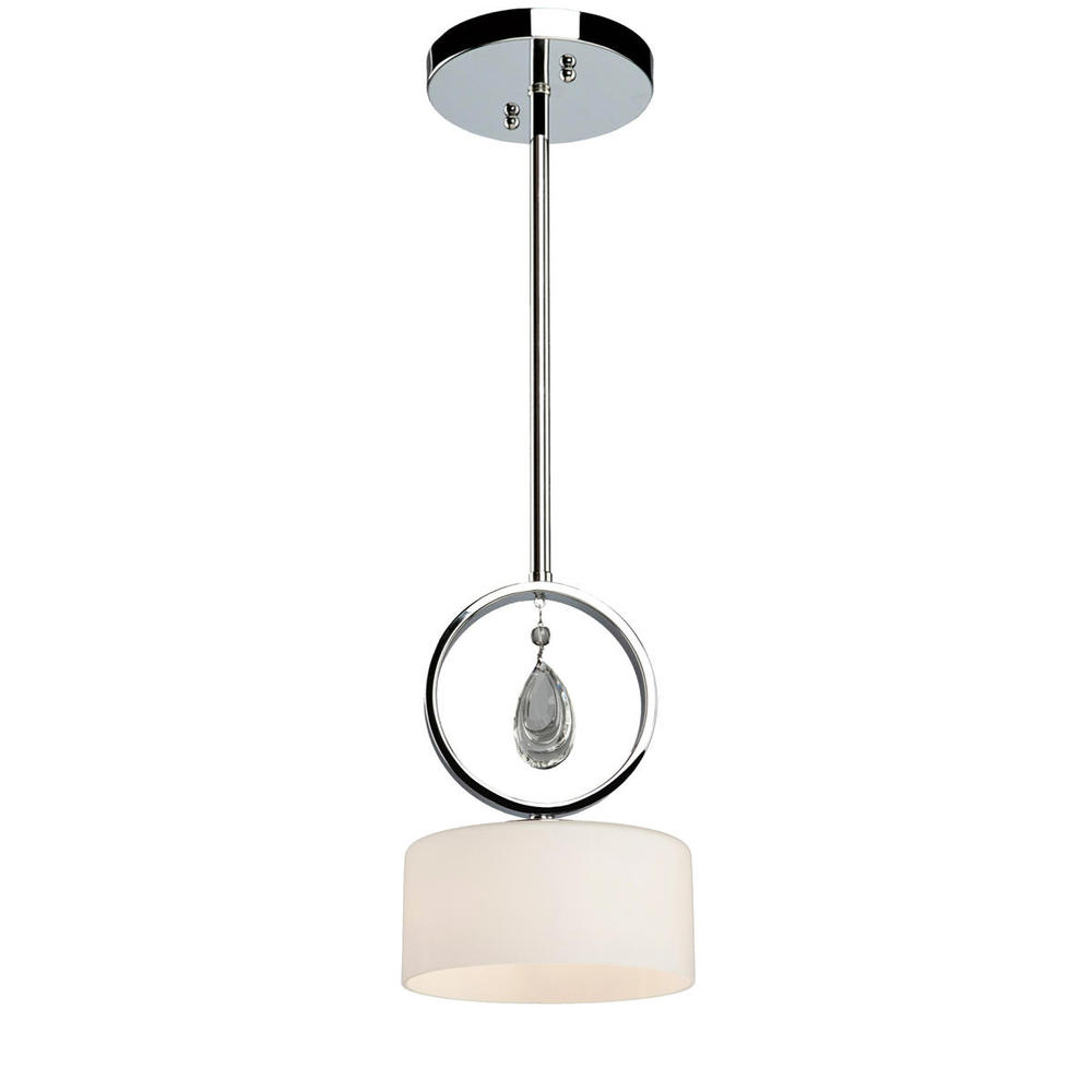 Lighting Solutions in Ringoes, New Jersey, United States,  AC10030CH, Piccadilly 1 Light  Chrome Pendant, Piccadilly