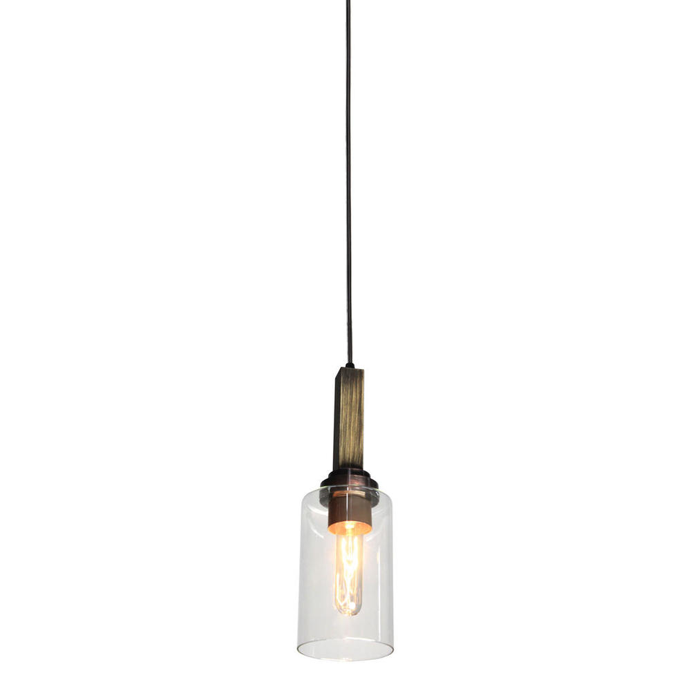 Home Glow AC10861DP 1 Light Pendant