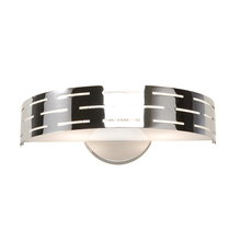 Artcraft AC6008 - Seattle 2 Light Chrome Wall Bracket