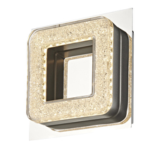 Artcraft AC7161 - Park Plaza 1 Light AC7161 Chrome Wall Bracket