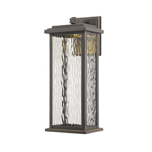 Artcraft AC9071OB - Sussex LED  Oil Rubbed Bronze Outdoor Wall Light