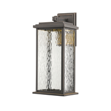 Artcraft AC9072OB - Sussex LED AC9072OB Oil Rubbed Bronze Outdoor Light