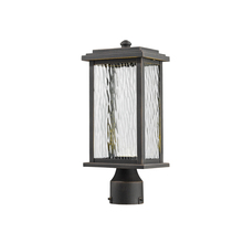 Artcraft AC9073OB - Sussex LED AC9073OB Oil Rubbed Bronze Outdoor Light