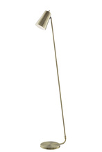 Lite Source Inc. LS-83194AB - Metal Floor Lamp, Ab, E27 Type A 60w