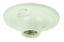Teiber Lighting Products K212-P - Keyless Fixture Lamp Holder