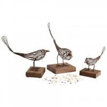 Cyan Designs 05060 - Small Birdy Sculpture