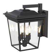 DVI DVP26072HB-CL - Forest Hill 13 inch outdoor wall sconce