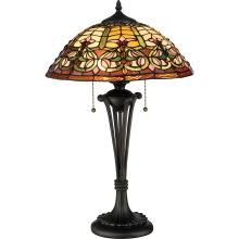 Quoizel TF2582T - Tiffany Table Lamp