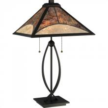 Quoizel MC2581T - Mica Table Lamp