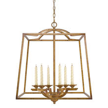 Golden 3071-6P GG - 6 Light Pendant