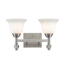 Golden 3500-BA2 PW - 2 Light Bath Vanity