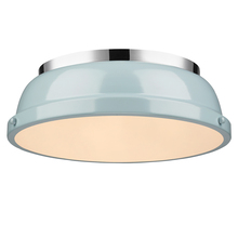 Golden 3602-14 CH-SF - Flush Mount