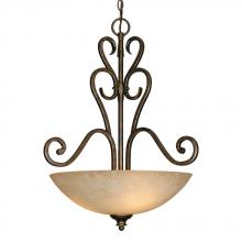 Golden 8063-3P BUS - 3 Light Pendant