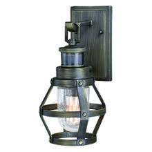 "Vaxcel International T0383 - Bruges Dualux® 6"" Outdoor Wall Light"