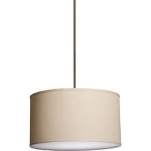Steven & Chris SC521OM - Mercer Street 3 Light SC521OM Oatmeal Chandelier