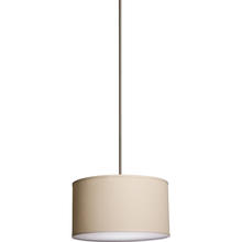 Steven & Chris SC541OM - Mercer Street 6 Light Oatmeal Chandelier