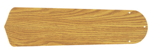 "Ellington Fan BCD52-LOK - 52"" Contractor's Standard Blades in Light Oak"