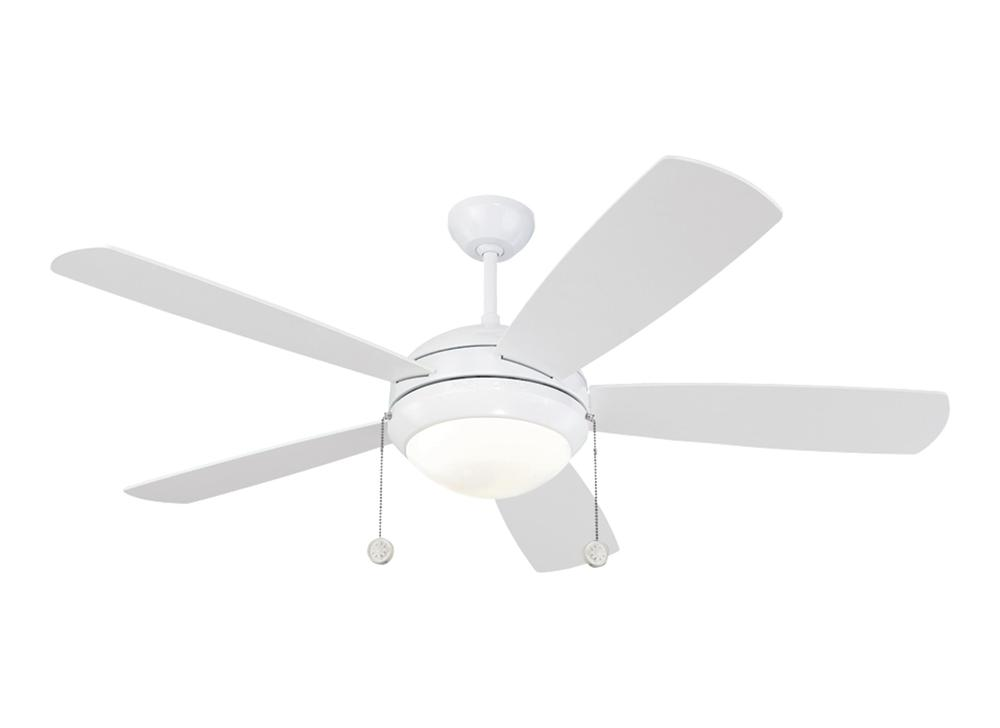 52' Discus Fan - White