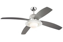 Monte Carlo 4ICR52PND - Two Light Nickel Ceiling Fan