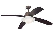 Monte Carlo 4ICR52RBD - Two Light Bronze Ceiling Fan