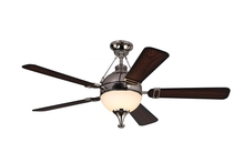 "Monte Carlo 5ESR54PND - 54"" Essex - Polished Nickel"