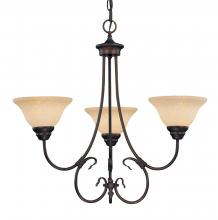 Millennium 1093-RBZ - Chandelier Ceiling Light