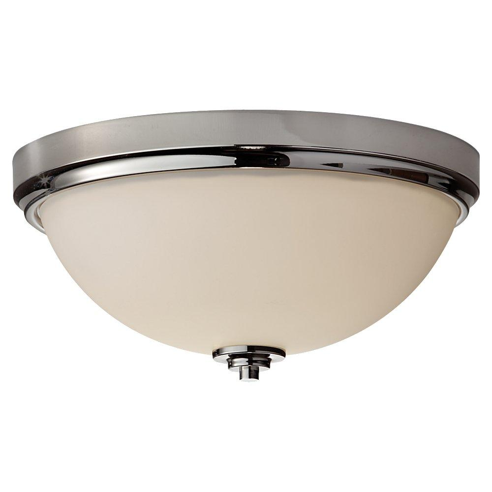 Lighting Solutions in Ringoes, New Jersey, United States,  FM372PN, 2 - Light Indoor Flush Mount, Malibu