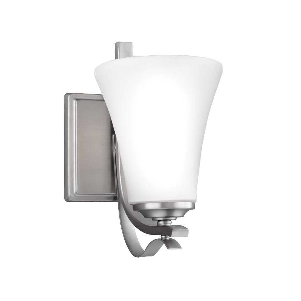 Lighting Solutions in Ringoes, New Jersey, United States,  VS20701SN, 1 - Light Sconce, Summerdale