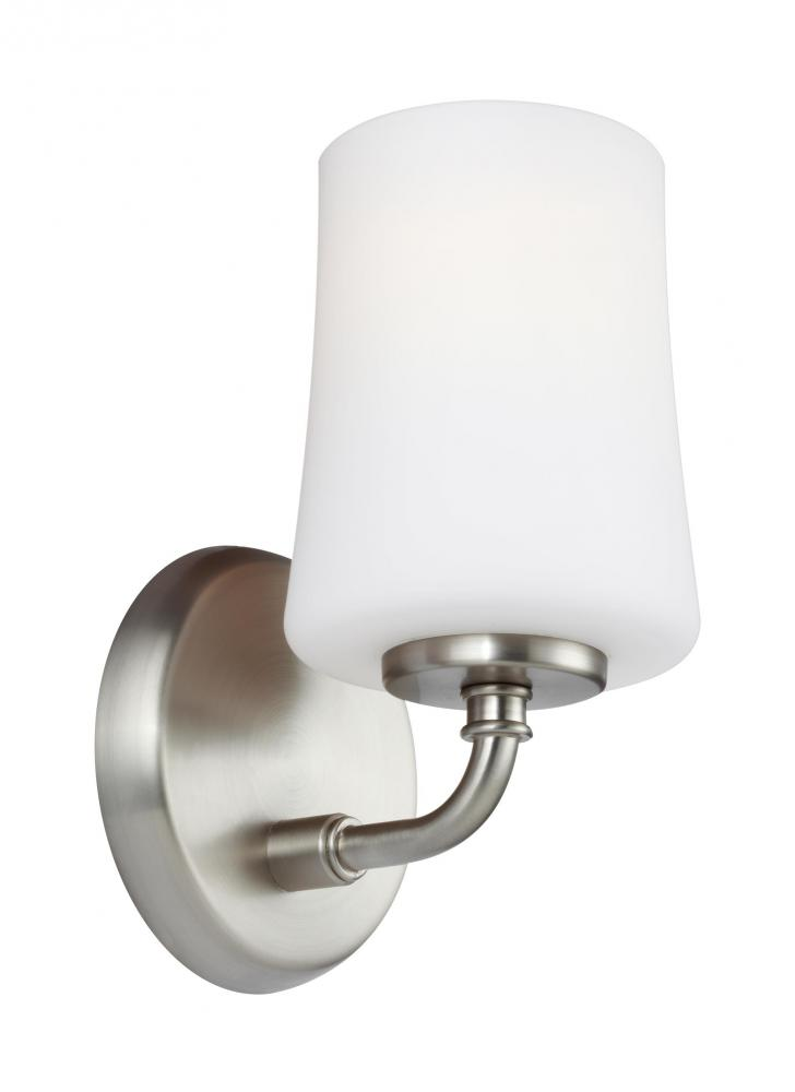 Lighting Solutions in Ringoes, New Jersey, United States,  VS23601SN, 1 - Light Wall Sconce, Jennie