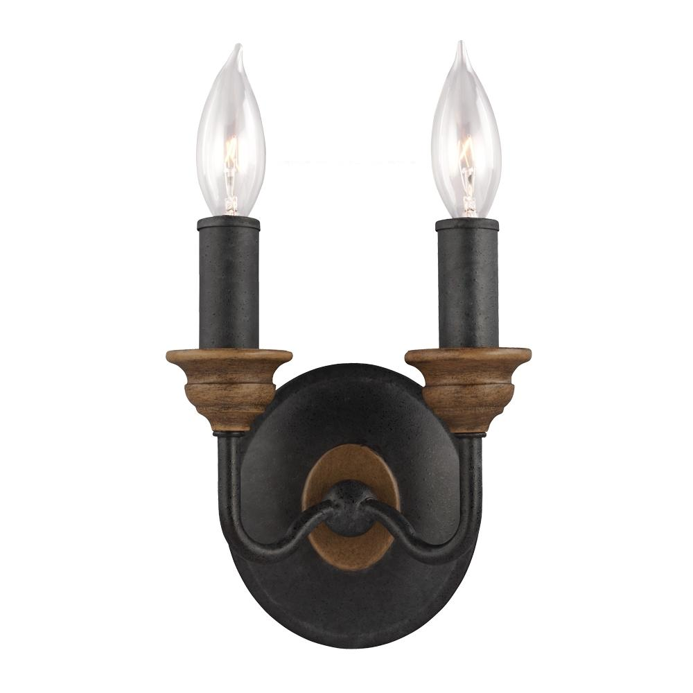 Lighting Solutions in Ringoes, New Jersey, United States,  WB1756DWZ/WO, 2 - Light Sconce, Hartsville