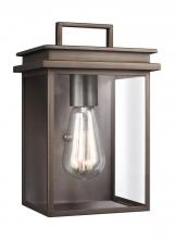 Feiss OL13600ANBZ - 1 - Light Outdoor Wall Lantern