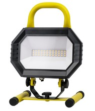 Elegant PWL5001Y - LED Port.WorkLight15W 120V LM1000 4000KYELLOW