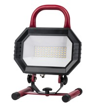Elegant PWL5002R - LED Port.WorkLight30W 120V LM2000 4000KRed