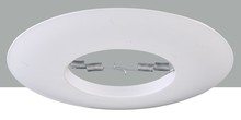 "Elegant RE30WH - 6"" Line voltage White Open Trim"