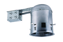 "Elegant TC5R-E26 - 5"" LineVolt Nonic Remodel Housing"