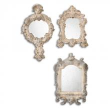 Uttermost 13882 - Uttermost Rustic Artifacts Reflection Mirrors, S/3