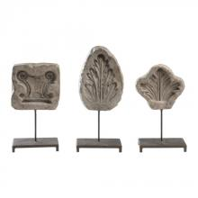 Uttermost 18704 - Uttermost Leaf Fossils S/3