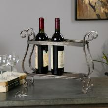 Uttermost 20085 - Uttermost Tiberio Rustic Wine Holder
