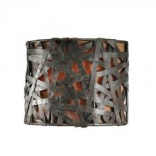 Uttermost 22463 - Uttermost Alita 1 Light Black Wall Sconce