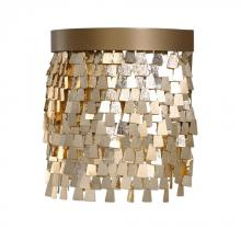 Uttermost 22501 - Uttermost Tillie 1 Light Gold Sconce