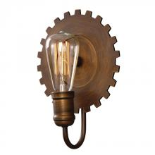 Uttermost 22600 - Uttermost Antrim 1 Light Bronze Sconce