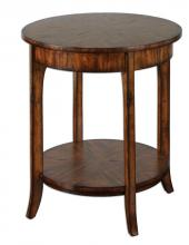 Uttermost 24228 - Uttermost Carmel Round Lamp Table