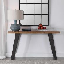 Uttermost 24877 - Uttermost Freddy Weathered Console Table